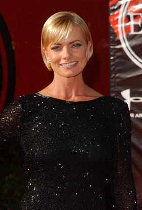 Jaime Pressly, pictures, picture, photos, photo, pics, pic, images, image, hot, sexy, latest, new, Jaime Pressly engaged, Jaime Pressly and Simran Singh, Jaime Pressly news