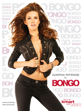 Audrina Patridge, Bongo, ad, ads, campaign, Fall, pictures, picture, photos, photo, pics, pic, images, image, hot, sexy, latest, new, 2010