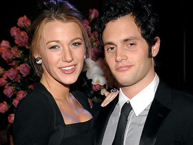 Blake Lively, Penn Badgley, break, up, breakup, split, dating, couple, pictures, picture, photos, photo, pics, pic, images, image, hot, sexy, latest, new, 2010
