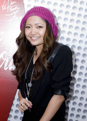 Charice tweets about 2nd Hollywood film