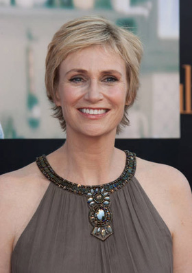 Jane Lynch, Lara Embry, wedding, married, girlfriend, wedding, pictures, picture, photos, photo, pics, pic, images, image, hot, sexy, latest, new, 2010