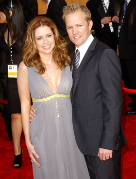 Jenna Fischer, Lee Kirk, married, wedding, pictures, picture, photos, photo, pics, pic, images, image, hot, sexy, latest, new