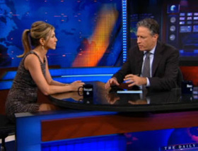 Jennifer Aniston, Jon Stewart, Daily Show, date, dated, dating, pictures, picture, photos, photo, pics, pic, images, image, hot, sexy, latest, new, 2010