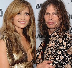 Jennifer Lopez, Steven Tyler, American Idol, judges, pictures, picture, photos, photo, pics, pic, images, image, hot, sexy, latest, new
