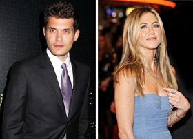 John Mayer, Jennifer Aniston, dating, back, together, couple, pictures, picture, photos, photo, pics, pic, images, image, hot, sexy, latest, new