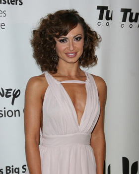 Karina Smirnoff, Brad Penny, engaged, engagement, wedding, dating, couple, pictures, picture, photos, photo, pics, pic, images, image, hot, sexy, latest, new, 2010