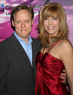 Leeza Gibbons, Steven Fenton, engaged, engagement, wedding, couple, pictures, picture, photos, photo, pics, pic, images, image, hot, sexy, latest, new, 2010