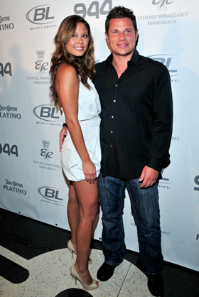 Nick Lachey, Vanessa Minnillo, engaged, engagement, wedding, dating, couple, pictures, picture, photos, photo, pics, pic, images, image, hot, sexy, latest, new, 2010