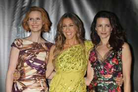 Cynthia Nixon, Sarah Jessica Parker, Kristin Davis, Sex and the City, movie, sequel, pictures, picture, photos, photo, pics, pic, images, image, hot, sexy, latest, new, 2010