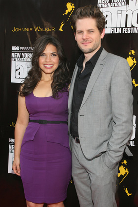 America Ferrera, Ryan Piers Williams, wedding, pictures, picture, photos, photo, pics, pic, images, image, hot, sexy, latest, new, 2011