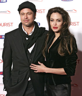 Angelina Jolie, Brad Pitt, Namibian, wildlife, sanctuary, charity, pictures, picture, photos, photo, pics, pic, images, image, hot, sexy, latest, new, 2010