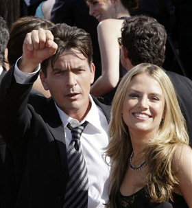 Charlie Sheen, Brooke Mueller, pictures, picture, photos, photo, pics, pic, images, image, hot, sexy, latest, new, 2011