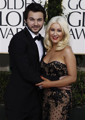 Christina Aguilera, Matthew Rutler, pictures, picture, photos, photo, pics, pic, images, image, hot, sexy, latest, new, 2011