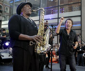 Clarence Clemons, Bruce Springsteen, E Street Band, pictures, picture, photos, photo, pics, pic, images, image, hot, sexy, latest, new, 2011