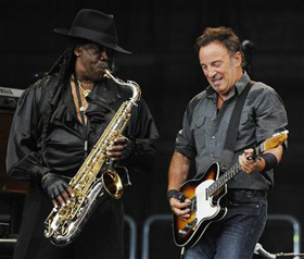 Clarence Clemons, Bruce Springsteen, pictures, picture, photos, photo, pics, pic, images, image, hot, sexy, latest, new, 2011