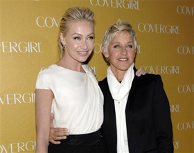 Ellen DeGeneres, Portia de Rossi, pictures, picture, photos, photo, pics, pic, images, image, hot, sexy, latest, new, 2011