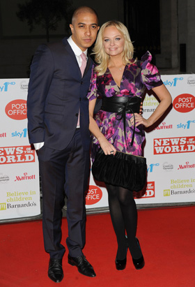 Emma Bunton, Jade Jones, engaged, pictures, picture, photos, photo, pics, pic, images, image, latest, new, 2011