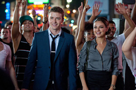 Justin Timberlake, Mila Kunis, movie, preview, pictures, picture, photos, photo, pics, pic, images, image, hot, sexy, latest, new, 2010