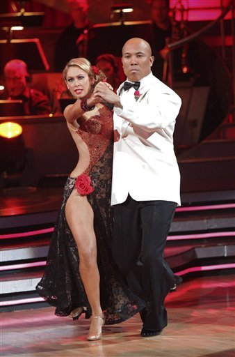 Hines Ward, Kym Johnson, Dancing With the Stars, pictures, picture, photos, photo, pics, pic, images, image, hot, sexy, latest, new, 2011