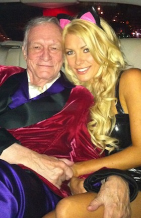 Hugh Hefner, Crystal Harris, pictures, picture, photos, photo, pics, pic, images, image, hot, sexy, latest, new, 2011