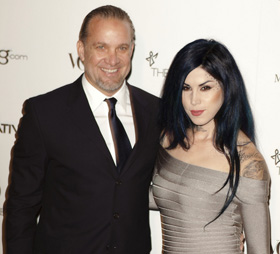Jesse James, Kat Von D, pictures, picture, photos, photo, pics, pic, images, image, hot, sexy, latest, new, 2011