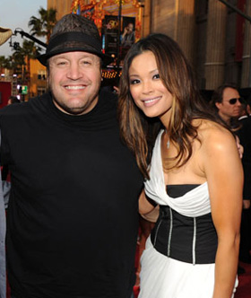 Kevin James, Steffiana de la Cruz, baby, pictures, picture, photos, photo, pics, pic, images, image, hot, sexy, latest, new, 2011