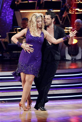 Kirstie Alley, Maksim Chmerkovskiy, Dancing With the Stars, DWTS, pictures, picture, photos, photo, pics, pic, images, image, hot, sexy, latest, new, 2011