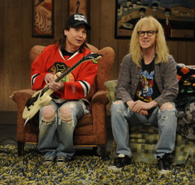Mike Myers, Dana Carvey, Wayne's World, SNL, Saturday Night Live, pictures, picture, photos, photo, pics, pic, images, image, hot, sexy, latest, new, 2011