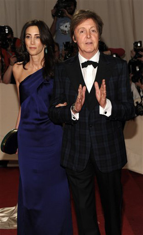 Paul McCartney, Nancy Shevell, pictures, picture, photos, photo, pics, pic, images, image, hot, sexy, latest, new, 2011