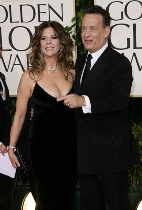 Tom Hanks, Rita Wilson, pictures, picture, photos, photo, pics, pic, images, image, hot, sexy, latest, new, 2011