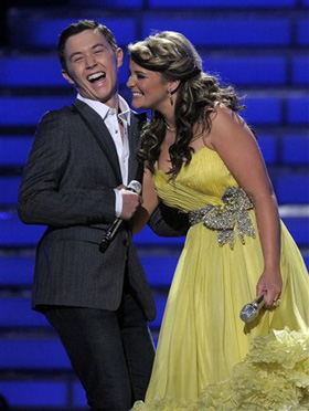 Scotty McCreery, Lauren Alaina, American Idol, pictures, picture, photos, photo, pics, pic, images, image, hot, sexy, latest, new, 2011