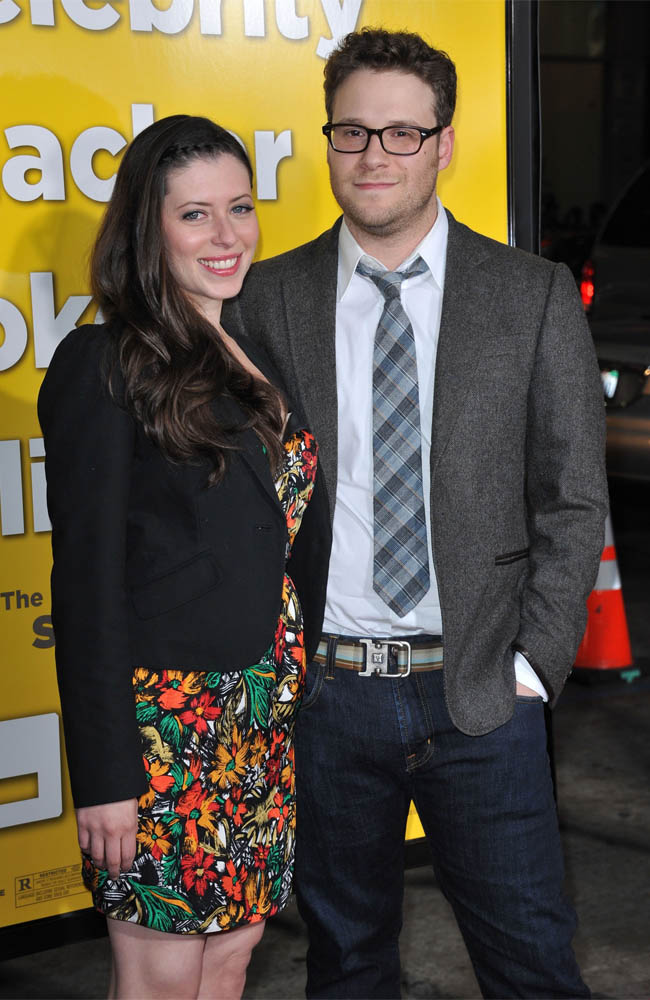 Seth Rogen, Lauren Miller, pictures, picture, photos, photo, pics, pic, images, image, hot, sexy, latest, new, 2011