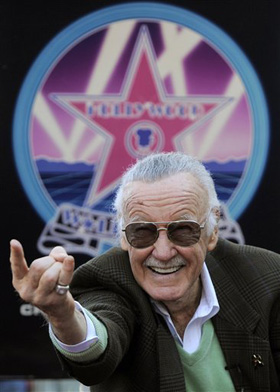 Stan Lee, pictures, picture, photos, photo, pics, pic, images, image, hot, sexy, latest, new, 2011