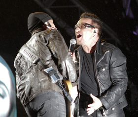 Bono, The Edge, U2, pictures, picture, photos, photo, pics, pic, images, image, hot, sexy, latest, new, 2011