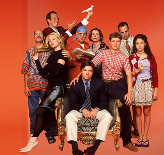 Arrested Development cast picture