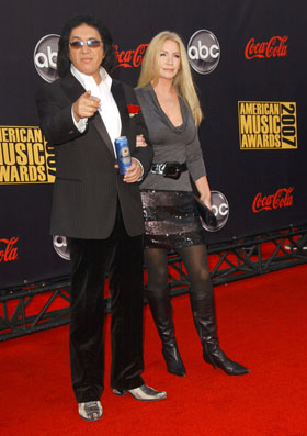 Gene Simmons and Shannon Tweed, pictures, picture, photos, photo, pics, pic, images, image, hot, sexy, latest, new, sex, video