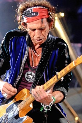 Keith Richards Rolling Stones picture