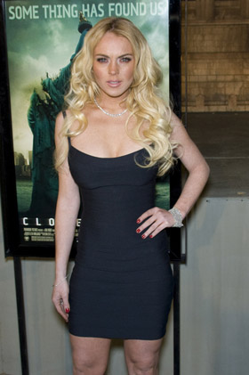 lindsay lohan nude in new yorker Victim Catalogue