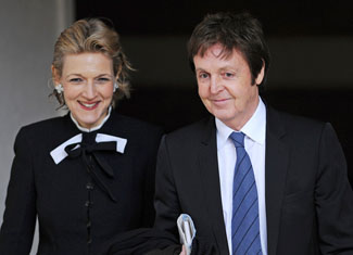 Paul McCartney, Fiona Shackleton, pics, pictures, photos, images, celebrity, celeb, news, juicy, gossip, rumors