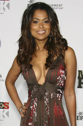 Tracey edmonds breast implants