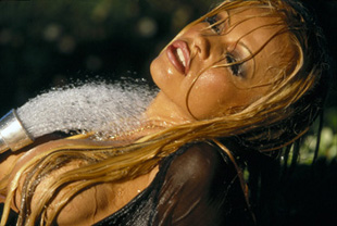 Pamela Anderson, pictures, picture, photos, photo, pics, pic, images, image, hot, sexy, bikini, beach, Playboy, Stephen Wayda