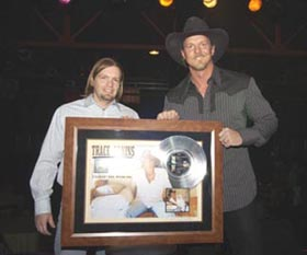 Steve Coplan, Trace Adkins, pictures, picture, photos, photo, pics, pic, images, image, tour, manager, music, business, interviews