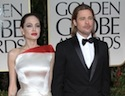 Golden Globe Awards Celebrity Red Carpet Photos