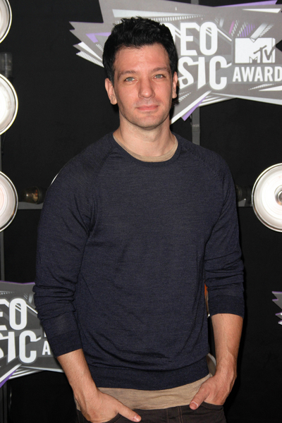 JC Chasez Pictures: MTV Video Music Awards (VMAs) 2011 Red Carpet Photos, Pics