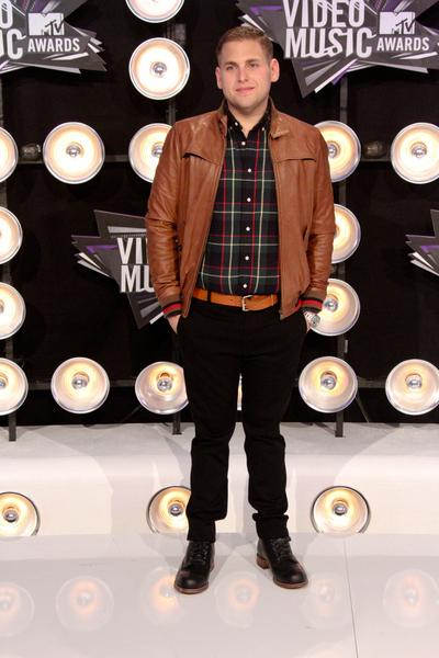Jonah Hill Pictures: MTV Video Music Awards (VMAs) 2011 Red Carpet Photos, Pics