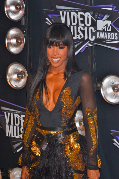 Kelly Rowland Pictures: MTV Video Music Awards (VMAs) 2011 Red Carpet Photos, Pics