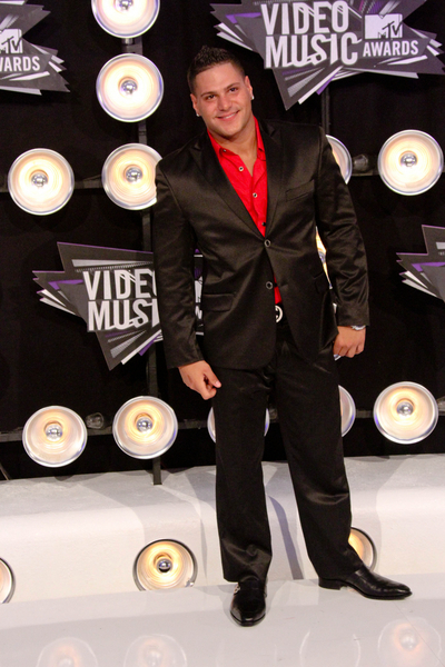 Ronnie Ortiz-Magro Pictures: MTV Video Music Awards (VMAs) 2011 Red Carpet Photos, Pics