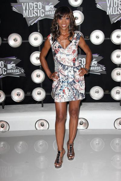 Shaun Robinson Pictures: MTV Video Music Awards (VMAs) 2011 Red Carpet Photos, Pics