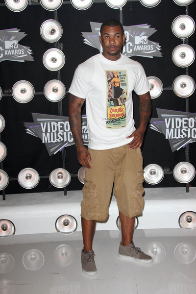 The Game Pictures: MTV Video Music Awards (VMAs) 2011 Red Carpet Photos, Pics