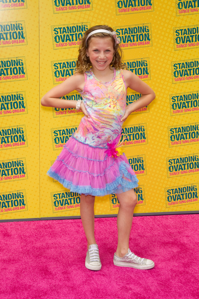Alanna Palombo Pictures: Standing Ovation Premiere Red ...